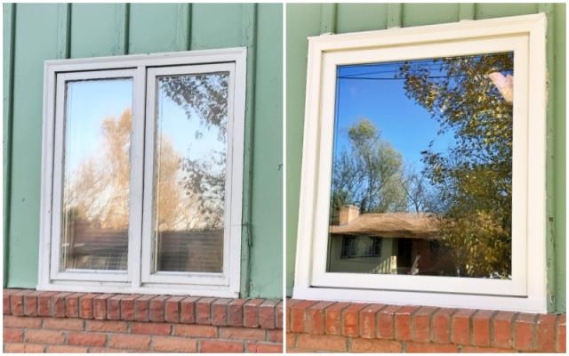 Billings, MT - This Billings home upgraded their old windows to Renewal by Andersen Fibrex.
