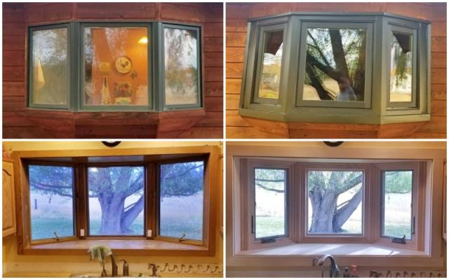 Hamilton, MT - This Hamilton home upgraded their windows to Renewal by Andersen Fibrex, increasing efficiency, clarity and curb appeal.