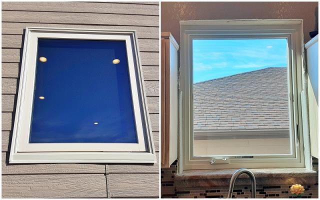 Casper, WY - This Casper home upgraded their windows to Renewal by Andersen FIbrex.