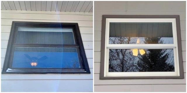 Belgrade, MT - This Belgrade home upgraded their windows to Renewal by Andersen Fibrex.