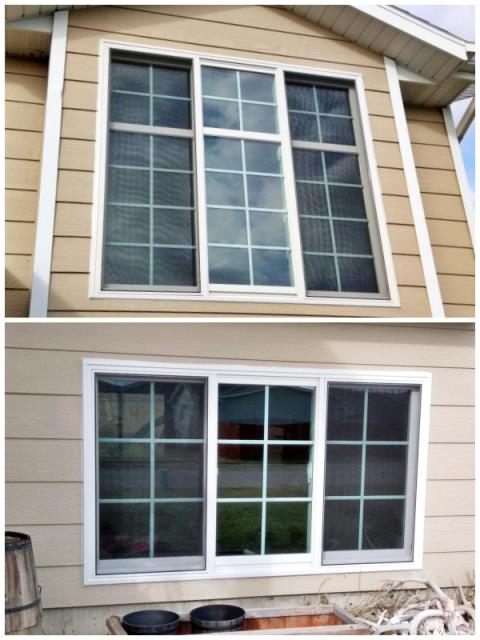 Box Elder, SD - This Box Elder home upgraded their windows to Renewal by Andersen Fibrex.
