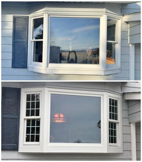 Cody, WY - This Cody home upgraded their windows to Renewal by Andersen Fibrex.