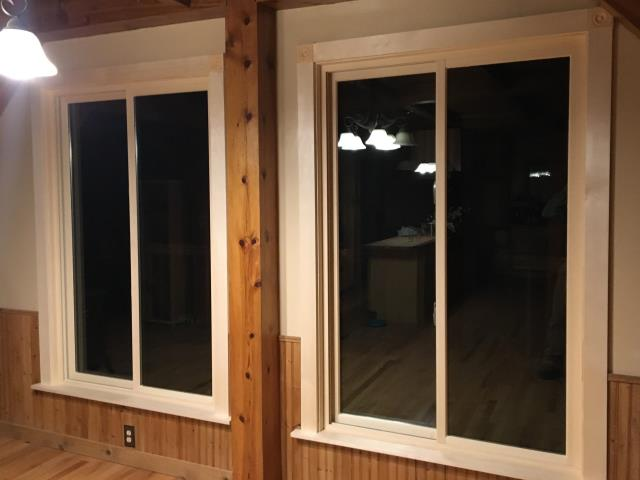Cascade, MT - This Cascade home upgraded their windows to Renewal by Andersen Fibrex.