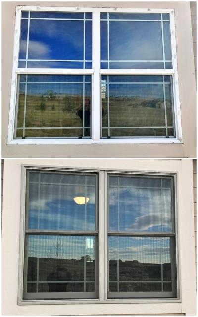 Cheyenne, WY - This Cheyenne home upgraded their windows to Renewal by Andersen Fibrex, increasing energy efficiency and curb appeal.