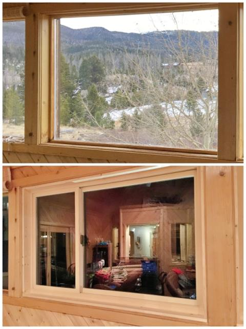 Butte, MT - This Butte home upgraded their windows to Renewal by Andersen Fibrex.