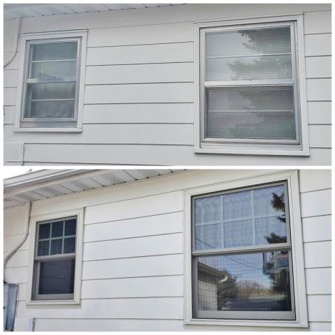 Billings, MT - This Billings home upgraded their windows to Renewal by Andersen Fibrex, increasing their energy efficiency and curb appeal.