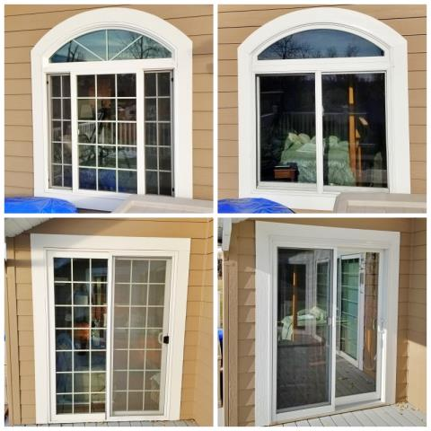 Lolo, MT - This Missoula home chose Renewal by Andersen Fibrex products for their window and patio door replacement needs.