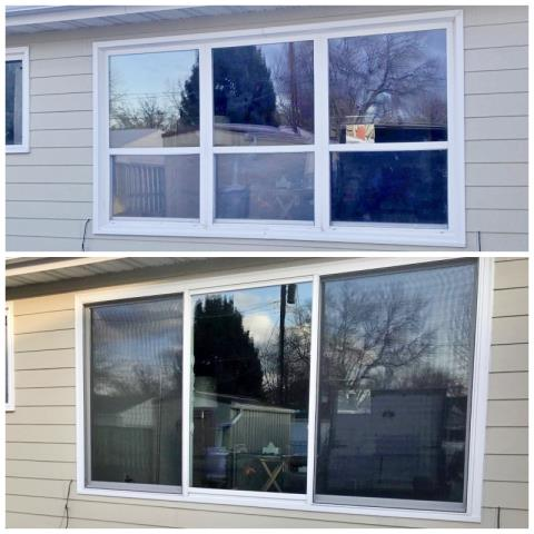 Billings, MT - This Billings home upgraded their windows to Renewal by Andersen Fibrex.