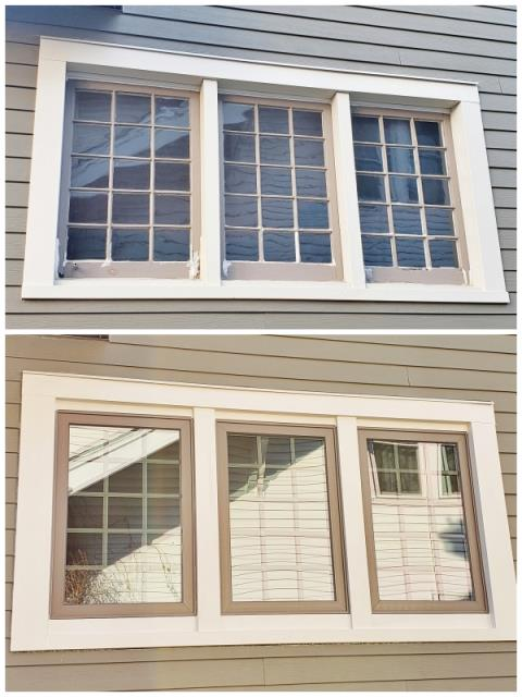 Billings, MT - This Billings home upgraded their windows to Renewal by Andersen Fibrex, increasing energy efficiency and curb appeal.