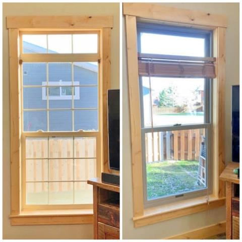 Bozeman, MT - This Bozeman home upgraded their windows to Renewal by Andersen Fibrex.