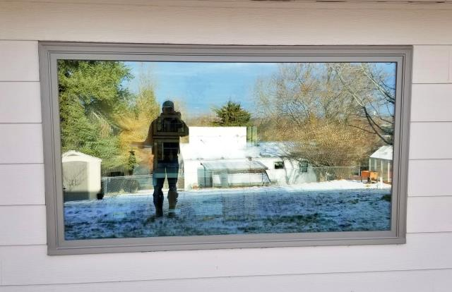Missoula, MT - This Missoula home chose Renewal by Andersen for their window replacement needs.