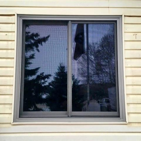 Hot Springs, SD - This Hot Springs home upgraded their windows to Renewal by Andersen Fibrex.