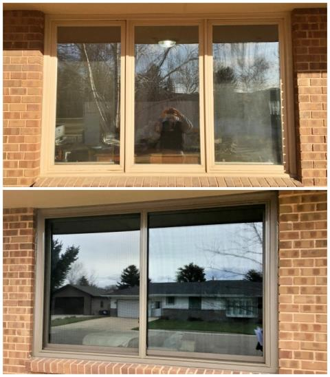 Sheridan, WY - This Sheridan home upgraded their windows to Renewal by Andersen Fibrex.