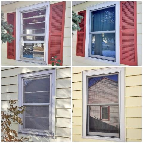Casper, WY - This Casper home upgraded their windows to Renewal by Andersen Fibrex, increasing efficiency and curb appeal!