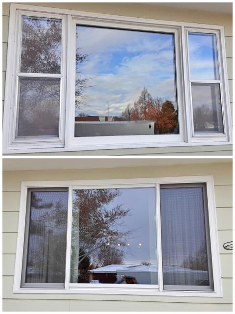 Gering, NE - This Gering home upgraded their windows to Renewal by Andersen Fibrex.