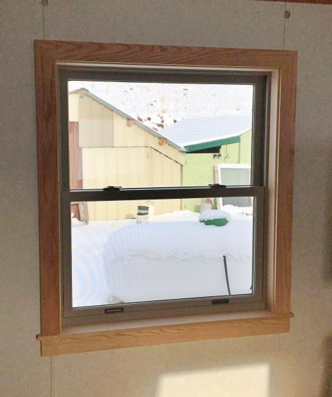 Dillon, MT - This Dillon home upgraded their windows to Renewal by Andersen Fibrex.