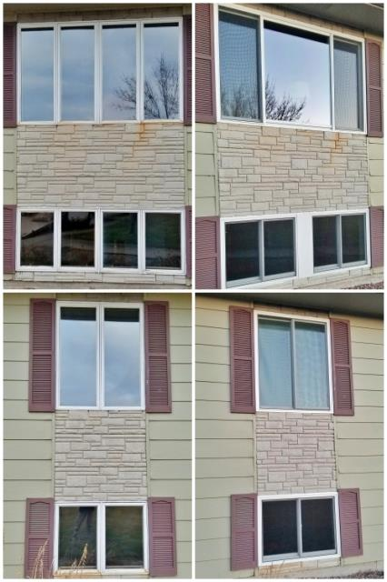 Pierre, SD - This Rapid City home upgraded their windows to Renewal by Andersen Fibrex, increasing energy efficiency.