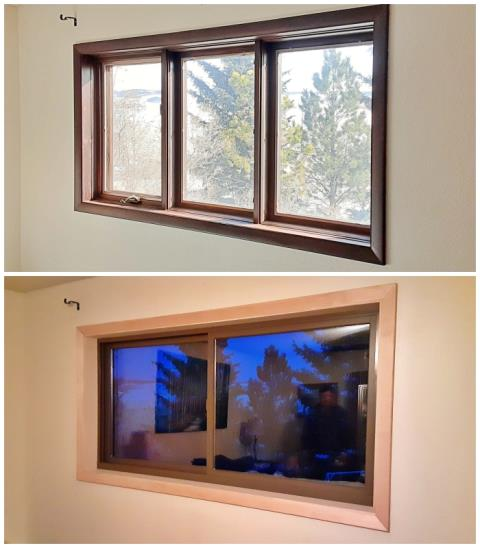 Laramie, WY - This Laramie home upgraded their windows to Renewal by Andersen Fibrex, enhancing their energy efficiency and home value.