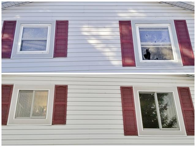Gillette, WY - This Gillette home updated their old windows with Renewal by Andersen Fibrex, increasing their energy savings and curb appeal.