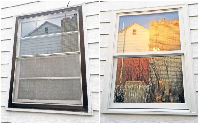 Great Falls, MT - This Great Falls home upgraded their windows to Renewal by Andersen Fibrex.