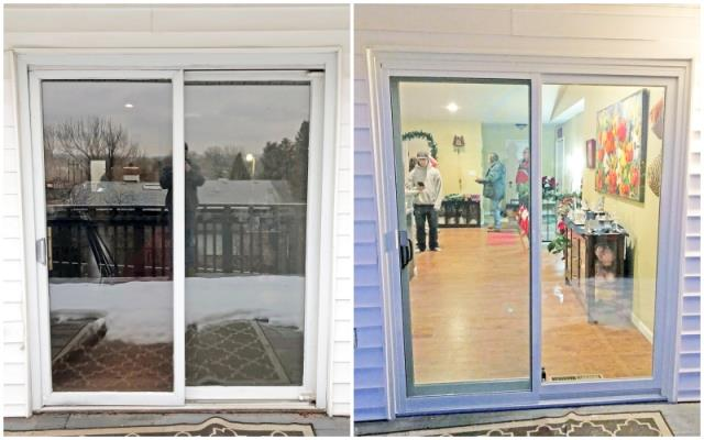 Great Falls, MT - This Great Falls home upgraded their patio door to Renewal by Andersen.