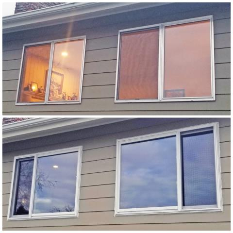 Missoula, MT - This Missoula home upgraded their windows to Renewal by Andersen Fibrex.