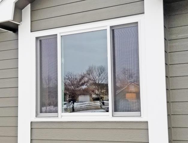 Rapid City, SD - This Rapid City home upgraded their windows to Renewal by Andersen Fibrex.