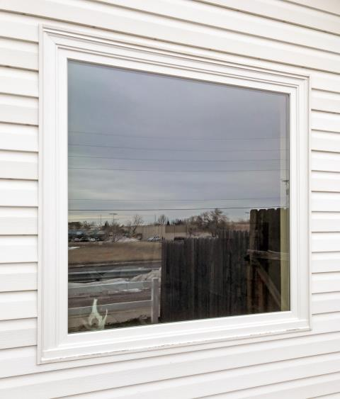 Cheyenne, WY - This Cheyenne home chose Renewal by Andersen Fibrex windows for their replacement needs.