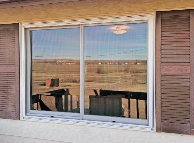 Great Falls, MT - This Great Falls home chose Renewal by Andersen Fibrex windows for their window replacement needs.