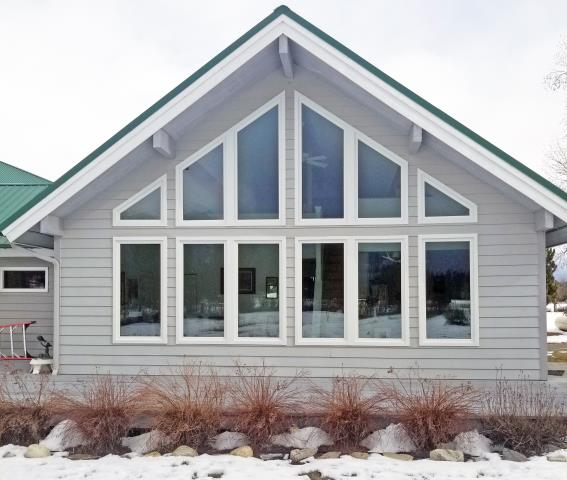 Florence, MT - This Florence home chose Renewal by Andersen Fibrex windows for their window replacement needs.
