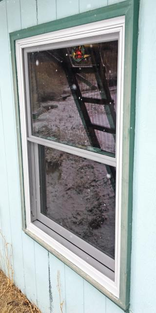 Boulder, MT - This Boulder home upgraded their windows to Renewal by Andersen Fibrex.