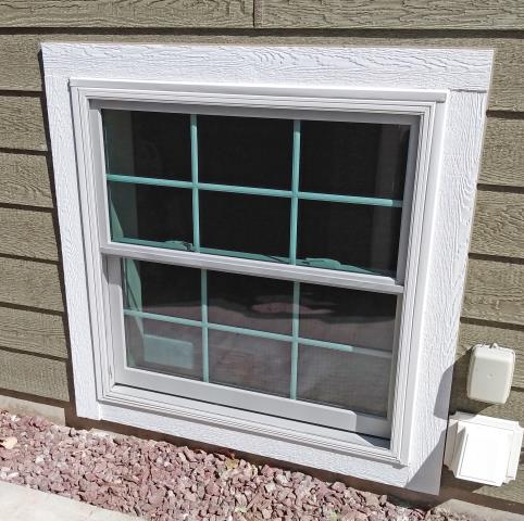 Billings, MT - This Billings home upgraded their windows to Renewal by Andersen Fibrex, increasing their energy efficiency.