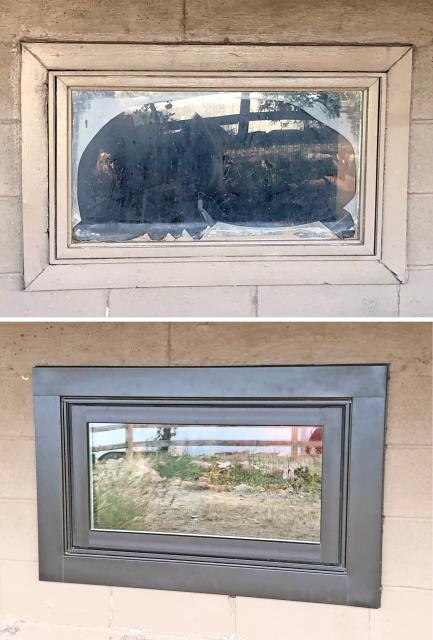 Newcastle, WY - This Newcastle home upgraded their windows to Renewal by Andersen Fibrex, increasing their energy efficiency, curb appeal and clarity.