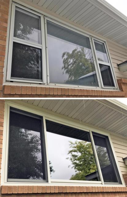 Cheyenne, WY - This Cheyenne home upgraded their windows to Renewal by Andersen Fibrex windows.