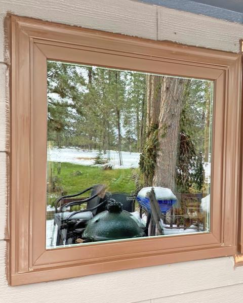 Rapid City, SD - This Rapid City home upgraded their windows to Renewal by Andersen Fibrex windows.