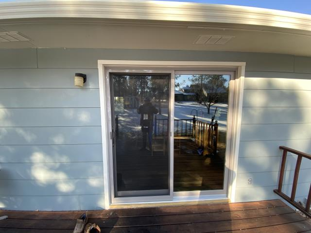 Rapid City, SD - We replaced this Sliding Patio Door for this customer in Rapid City!
