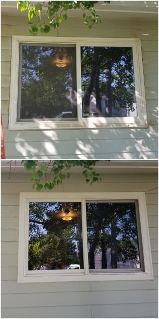 Billings, MT - Beautiful upgrade done with our RbA Fibrex® windows in Billings!