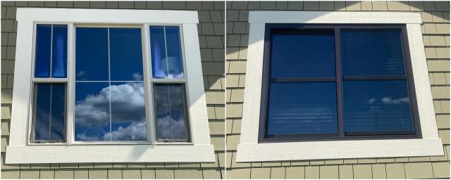 Kalispell, MT - WOW!! Amazing install done in Kalispell, what a difference our RbA Fibrex® windows can do!