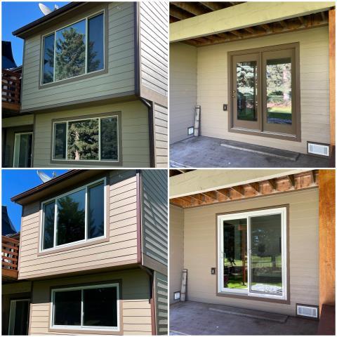 Bozeman, MT - Gorgeous!!! Look at these RbA Fibrex® windows done in Bozeman!
