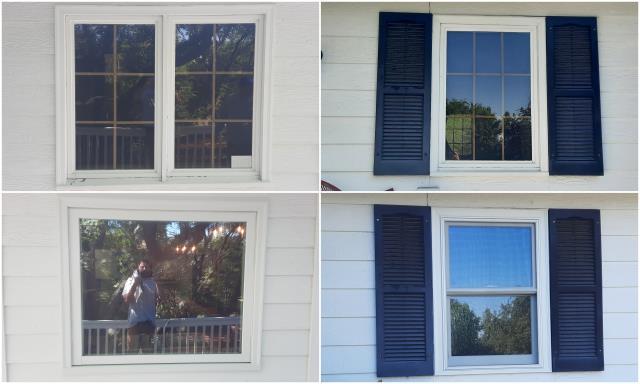 Billings, MT - Beautiful upgrade done in Billings with our RbA Fibrex® windows!