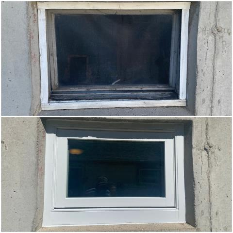 Great Falls, MT - Amazing upgrade done in Great Falls with our RbA Fibrex® window!