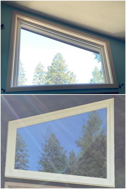 Kalispell, MT - Beautiful RbA Fibrex® window in Kalispell!
