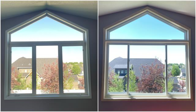 Great Falls, MT - Amazing upgrade done with our RbA Fibrex® window in Great Falls!