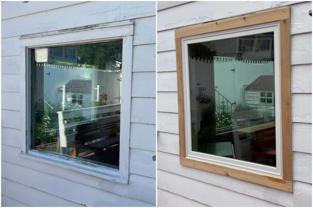 Butte, MT - Great upgrade with our RbA Fibrex® window in Butte!