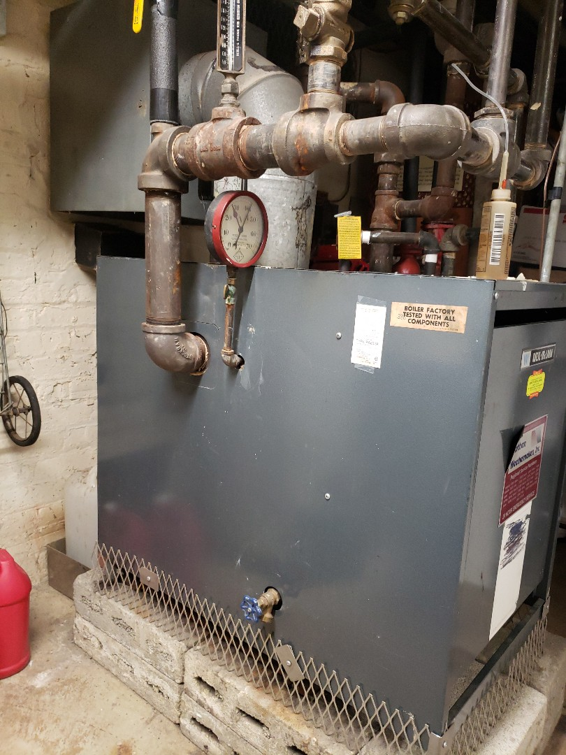 Performed boiler maintenance on Weil McLain boiler located near you in Evanston Illinois. North Shore Heating and Cooling in Glenview Illinois are experts in boiler repair, boiler maintenance and boiler replacement. We are the Premier Weil McLain dealer located near you in Glenview Illinois. Call today to schedule an appointment at 847-729-1040 or visit us at www.northshoreheatingandcooling.com.