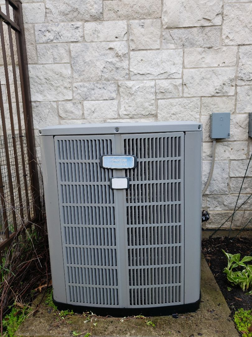Northbrook, IL - Perform air conditioner tune up and furnace tune up on American Standard air conditioner and American Standard furnace located bear you in Northbrook Illinois. Replace April Aire humidifier pad filter. North Shore Heating and Cooling located near you, in Glenview Illinois. is your local air conditioner service company. We are experts in air conditioner repair, air conditioner cleaning, air conditioner service as well as air conditioner installation and ac replacement. We serve the communities of Glenview, Northbrook, Lincolnshire, Deerfield, Highland Park, Riverwoods, Glencoe, WIlmette and Winnetka. Call today to schedule your ac tune up at 847-729-1040 or visit our website at www.northshoreheatingandcooling.com