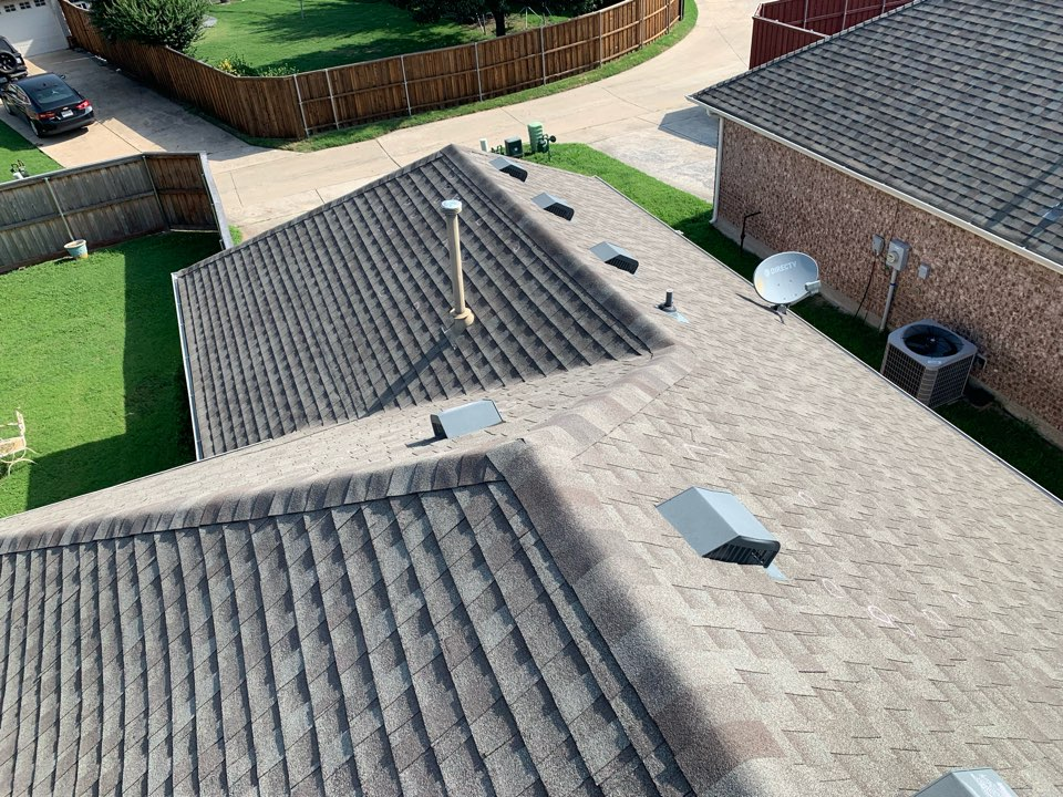 McKinney, TX - New roof needed.