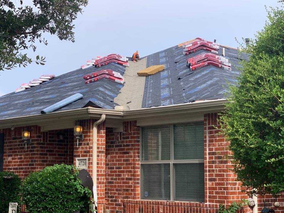 McKinney, TX - New roof install