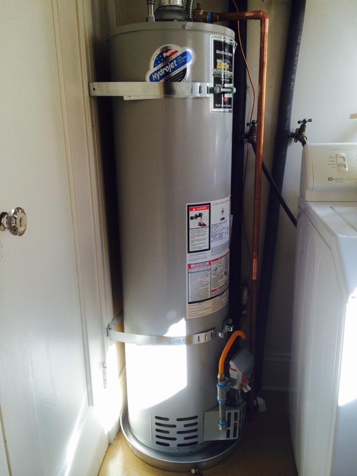 installed a 30 gallon water heater looks good thanks jason - 30 Gallon Water Heater