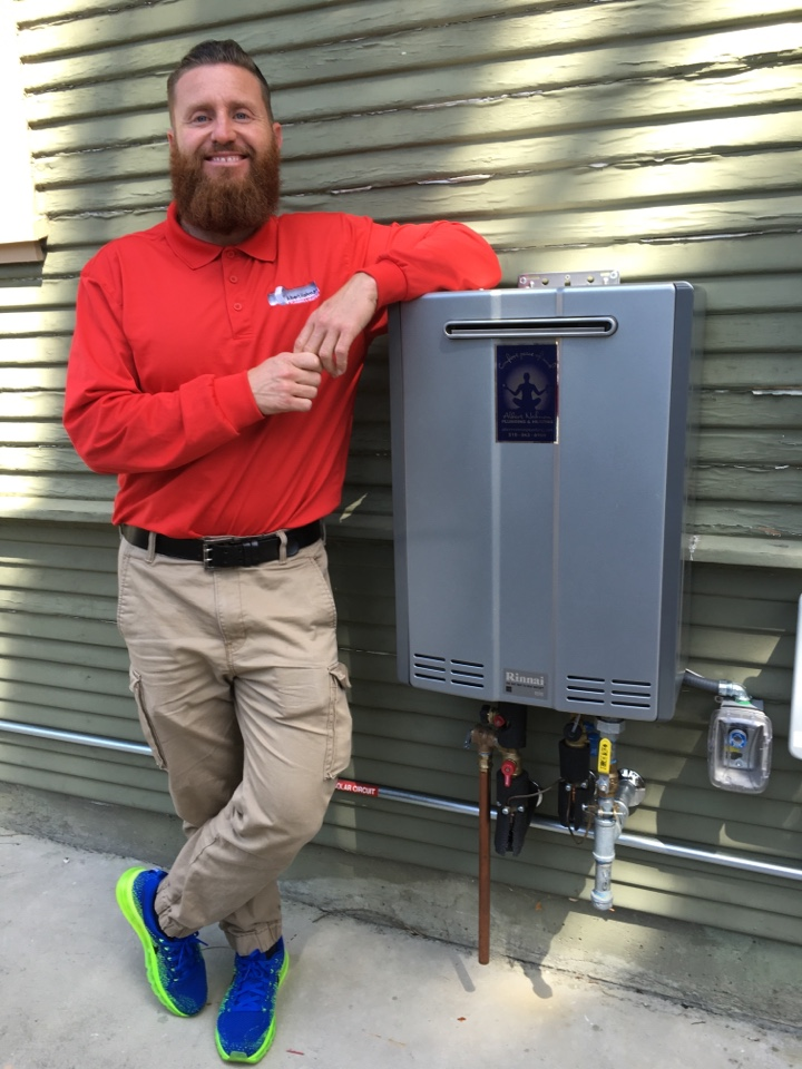 Berkeley, CA - We have finished a Rinnai RU98e tankless, Carrier 96% efficient forced air unit, denim underfloor insulation as well as solar attic fans. All this financed  on the California First program with Pace financing. The client will also receive about $3000 in rebates through the Home Upgrade California program. We can walk anybody through the process.